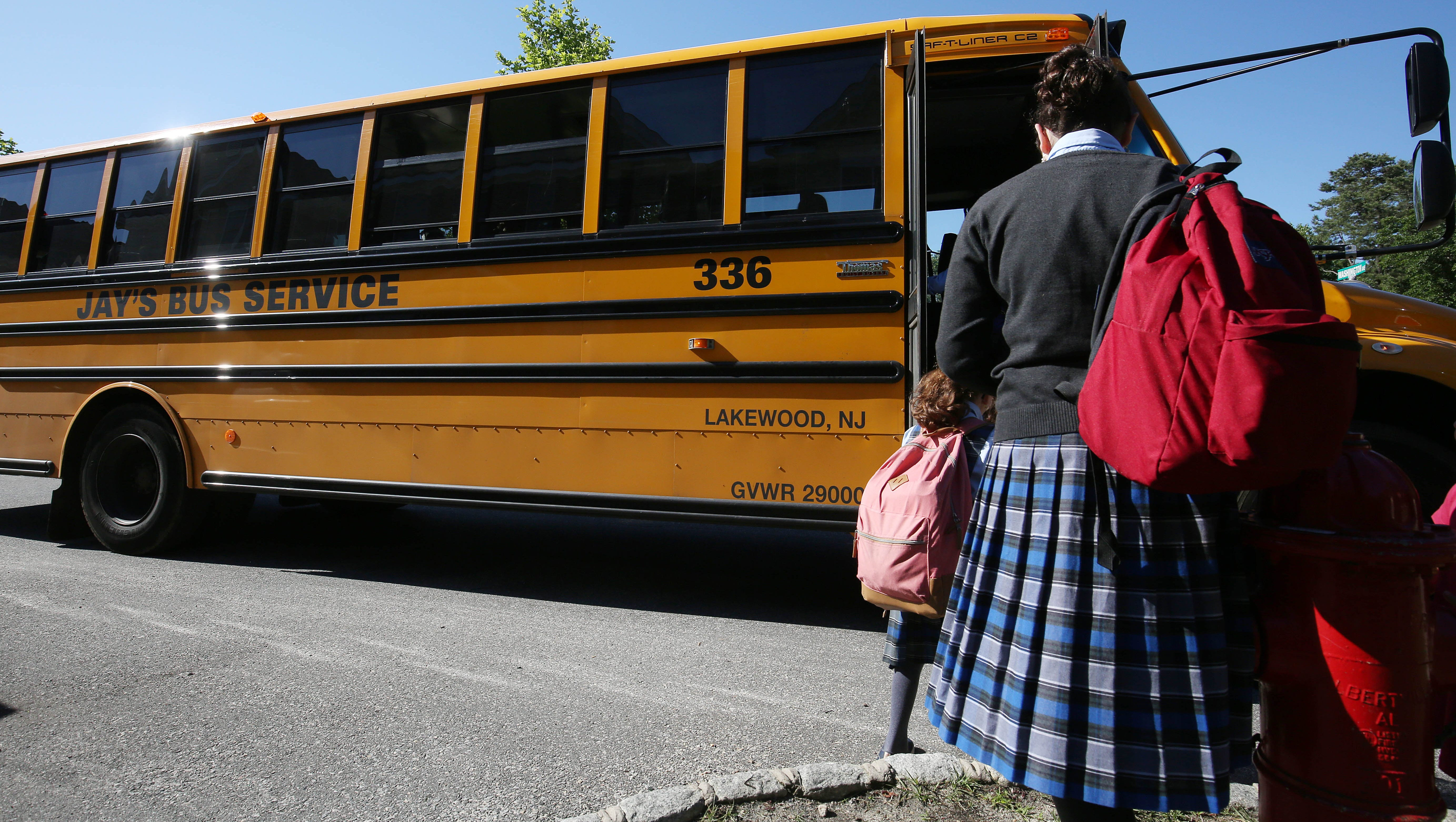 Lakewood Private School Busing 32 000 Kids And 13 600 Miles Each Day