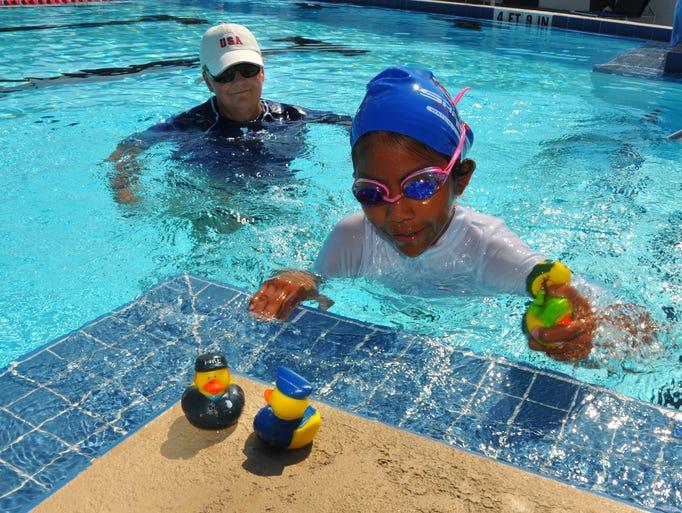 Photos Swim Lessons At Cocoa Beach Aquatic Center