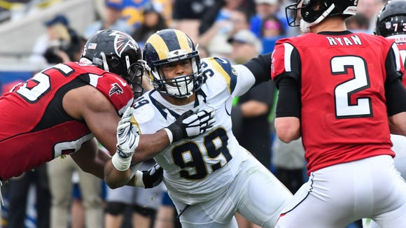 Aaron Donald is the NFL's best defensive player. Here's why the Rams shouldn't pay him.