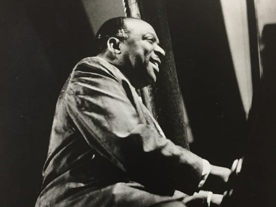 Count Basie, who played Palm Springs many times before