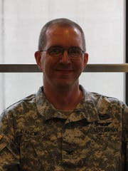 Col. Christopher Lange is the chief of behavior health at Blanchfield Army Community Hospital.