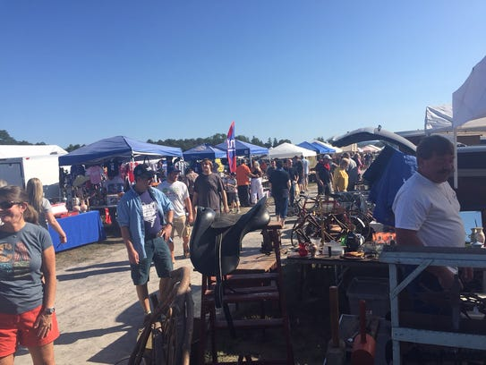 File photo of the Stormville Airport Antique Show &
