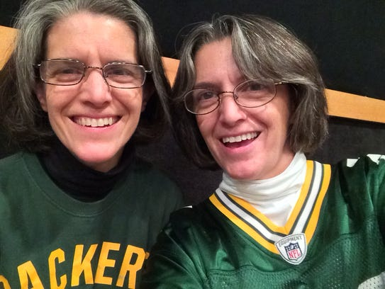 Denise, left, and Renee Dauplaise