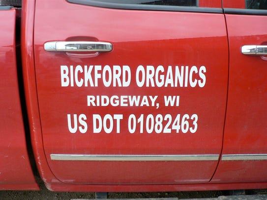 Bickford Farms is now Bickford Organics.