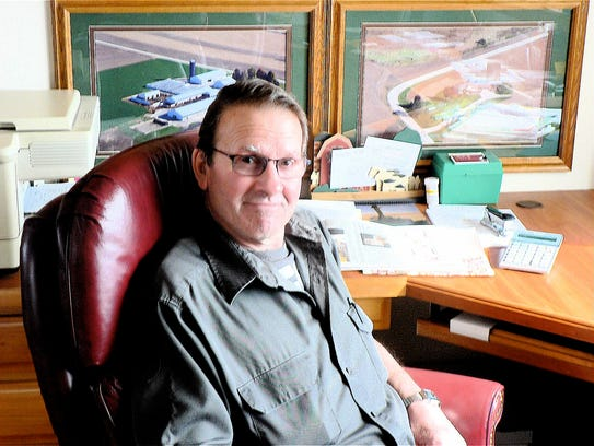 Bill Endres, a Waunakee dairyman, made a decision to