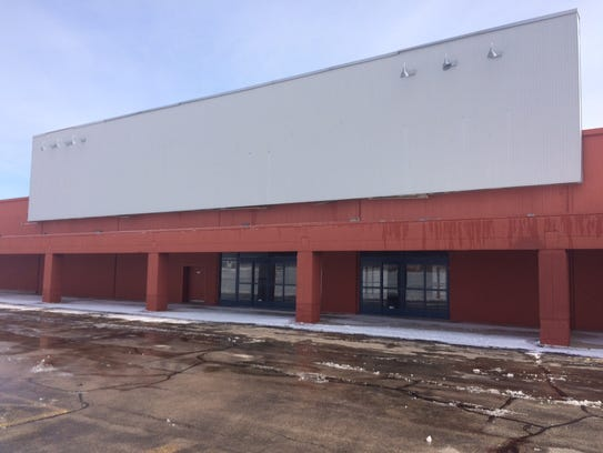 The vacant former K-Mart site at 900 N. Koeller St.,