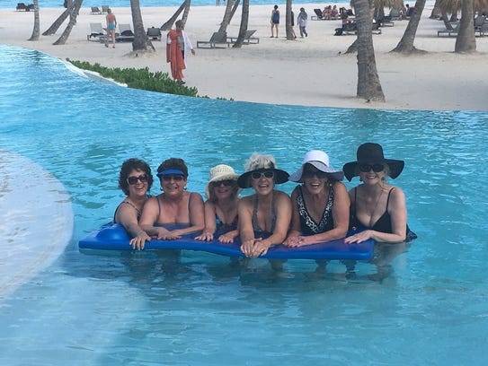 Secrets Resort in Punta Cana, Dominican Republic