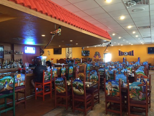 Los Jaripeos, 716 N. Main St., is now open. The restaurant