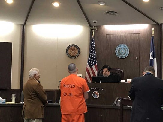Jimmy Salinas pleaded guilty to the count ofmurder