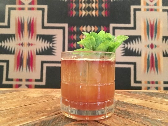 Created by Matty Izaguirre, head bartender at Urban
