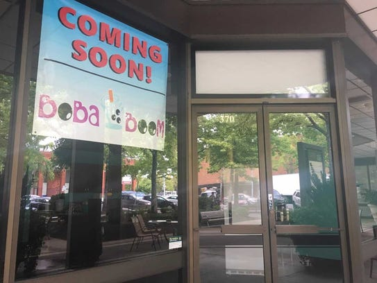 Boba Boom has opened in the Crema Coffee Brewtique