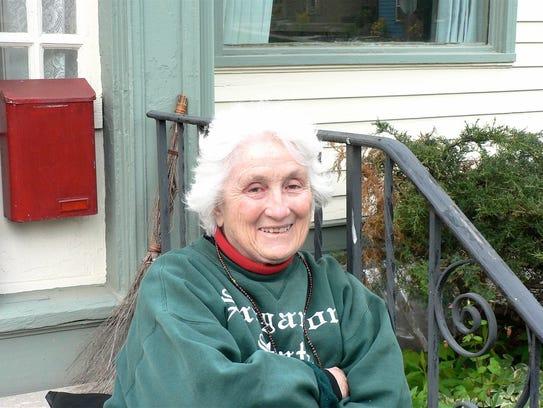 Jacqueline (Jackie) Dougan Jackson: writer, historian