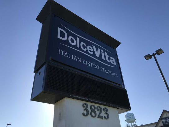 Dolce Vita will open soon on SC 81 in Anderson. The