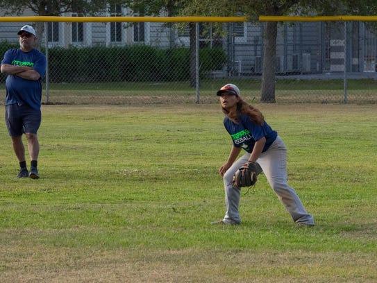 2) Orlando Mendez, a baseball instructor for more than
