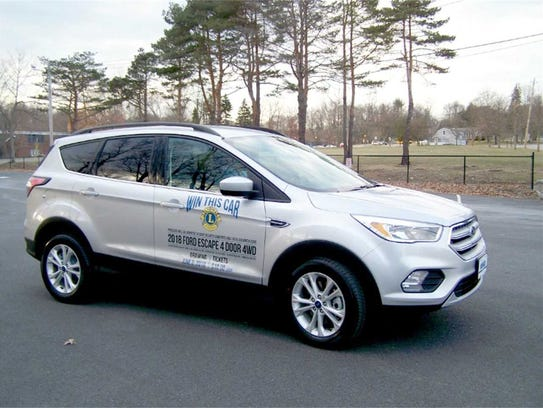 Shown here is the Grand Prize of the 2018 Silver Ford