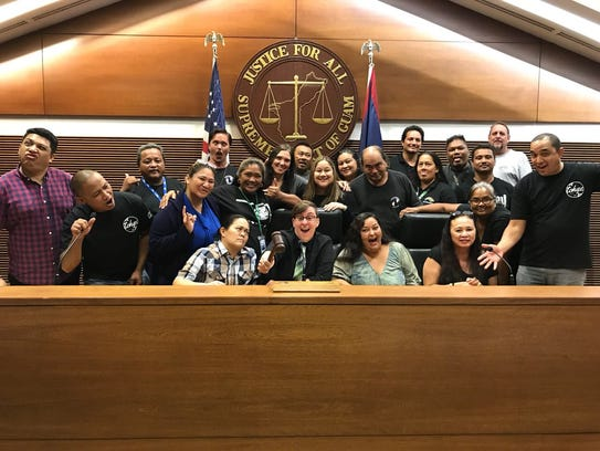 TOHGE Inc. members join in the Justice Involved Peer