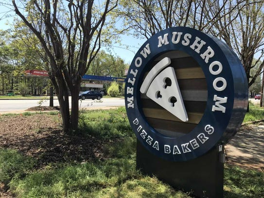 The new Clemson Mellow Mushroom will open around mid-