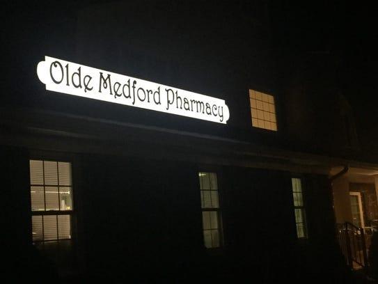 Michael Ludwikowski, the owner of Olde Medford Pharmacy