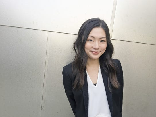 Jenny Wong is associate conductor of the Los Angeles