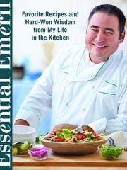 """Essential Emeril""  is Emeril Lagasse's newest cookbook."