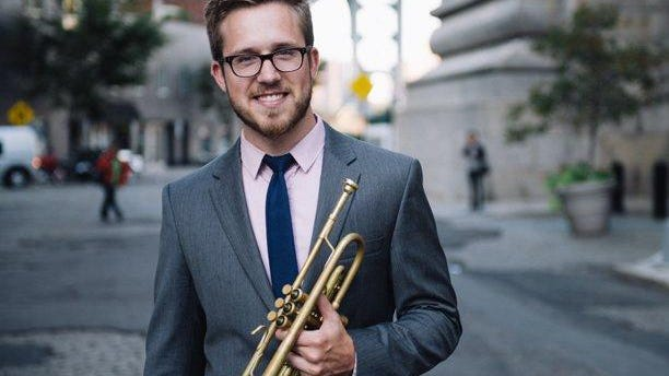Trumpeter Brandon Ridenour was the featured act in a delightful concert Thursday with pianist Jeremy Ajani Jordan.