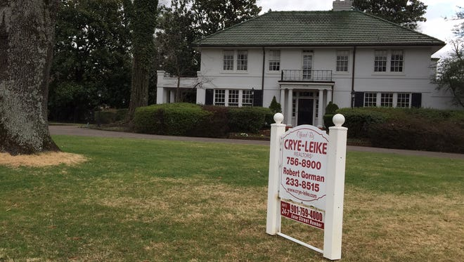 The longtime home of the bishops for the Catholic Diocese of West Tennessee is for sale for $750,000.