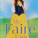 """Laura Wettersten, of Adelphi, recently had her first young adult novel, """"My Faire Lady,"""" published by Simon & Schuster."""