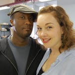 Daniel Morgan Shelley and Jessica Kitchens star in Geva Theatre's production of  Clybourne Park .
