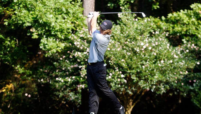 Louisiana Tech's Victor Lange was named Conference USA Golfer of the Year on Wednesday.