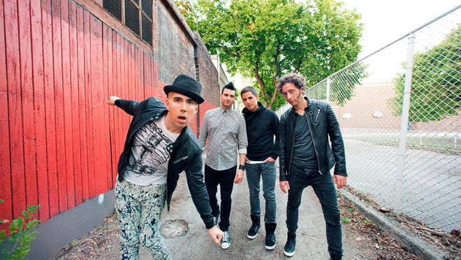 Marianas Trench will play at Bogart's on Tuesday.