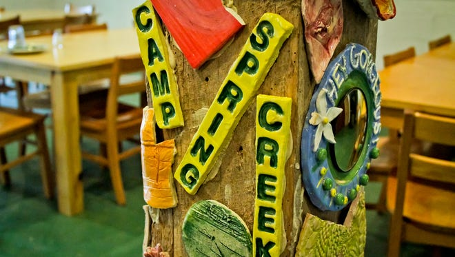 Camp Spring Creek provides programs for children with dyslexia.