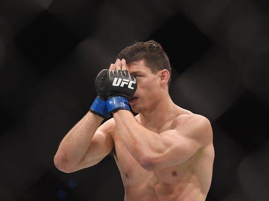MMA: UFC Fight Night-O'Reilly vs Jouban