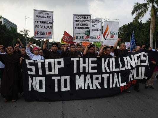 PHILIPPINES-CRIME-RIGHTS