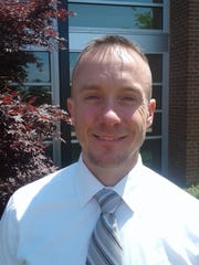 Josh Herndon, currently the assistant principal at