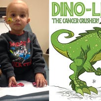 Germantown illustrator turns sick kids into heroes