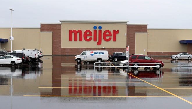 Meijer's Grand Chute location, which opened in May 2018.