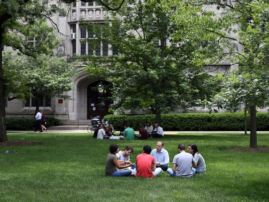 For some youths, college the first time they're leaving the nest for an extended period of time.