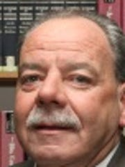 James Cody, president of the Middletown Township Board of Education