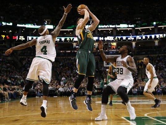 Isaiah Thomas Gordon Hayward Is Piece Celtics Need To Reach Finals