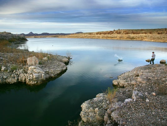 Arizona scenic drive alamo lake for Fishing spots in arizona