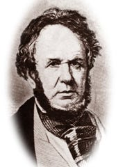 Henry Schoolcraft explored the Ozarks in 1818-1819