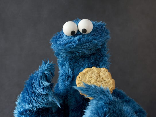 Cookie Monster Steals The Show In Pbs Special