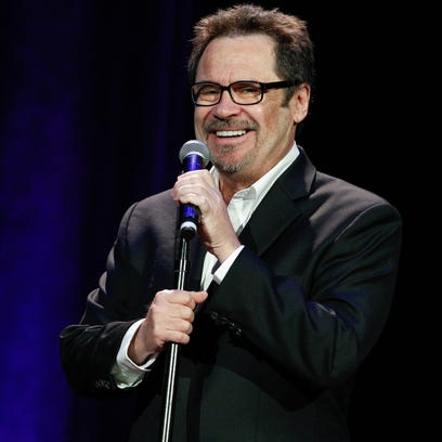 That time Dennis Miller stayed in the 'worst hotel in the history of man' in Speedway