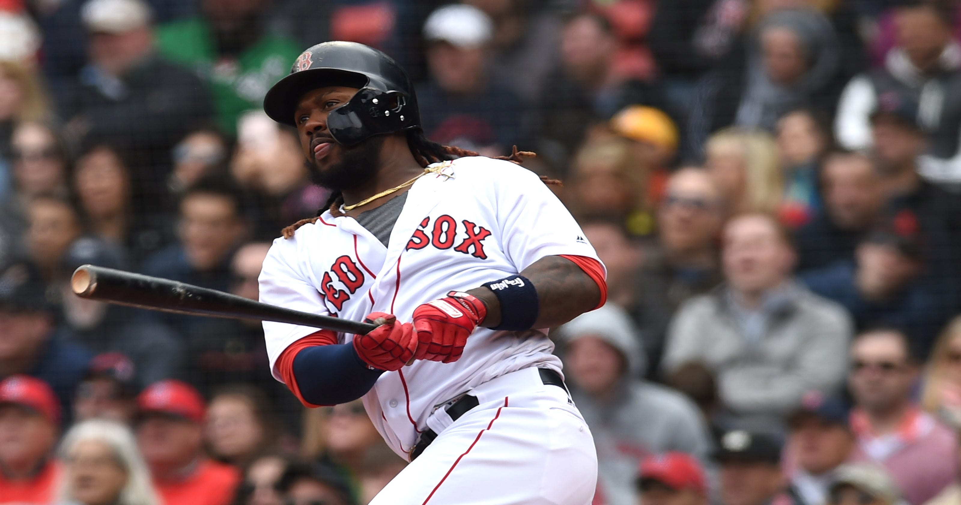 0582e5f52 Red Sox off to best start in team history after beating Orioles