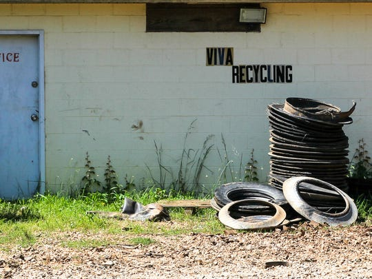 Viva Recycling of South Carolina has been operating for more than two years on Abbeville Highway near Homeland Park.