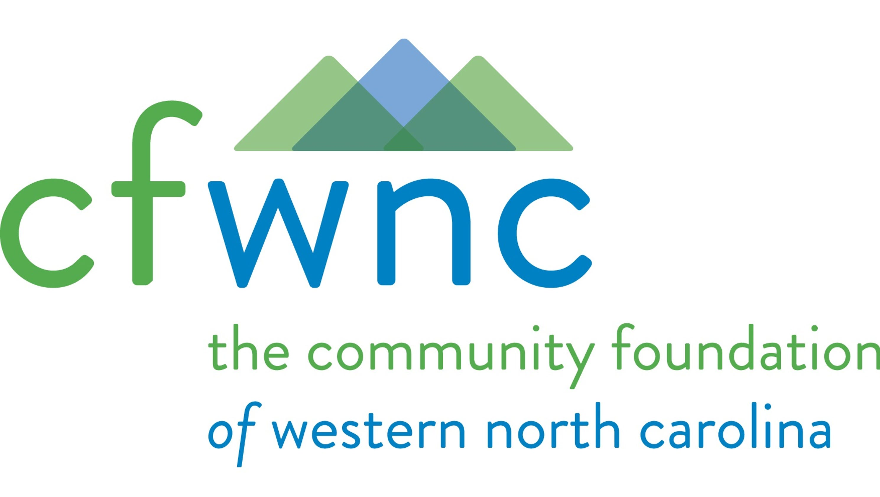 Image result for community foundation WNC logo