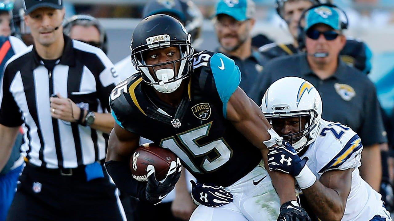 Jaguars WR Allen Robinson picks his top NFL cornerbacks