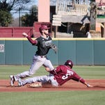 Mississippi State played one of its final scrimmages before it opens the regular season on Friday.