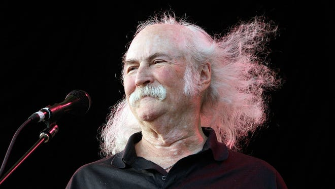 """""""An Evening with David Crosby & Friends"""" is 8 p.m. Nov. 22 at  The Lyric Theatre, 59 S.W. Flagler Ave. in Stuart."""