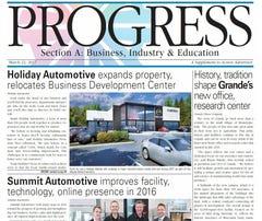 Action Publication's 2017 Progress edition